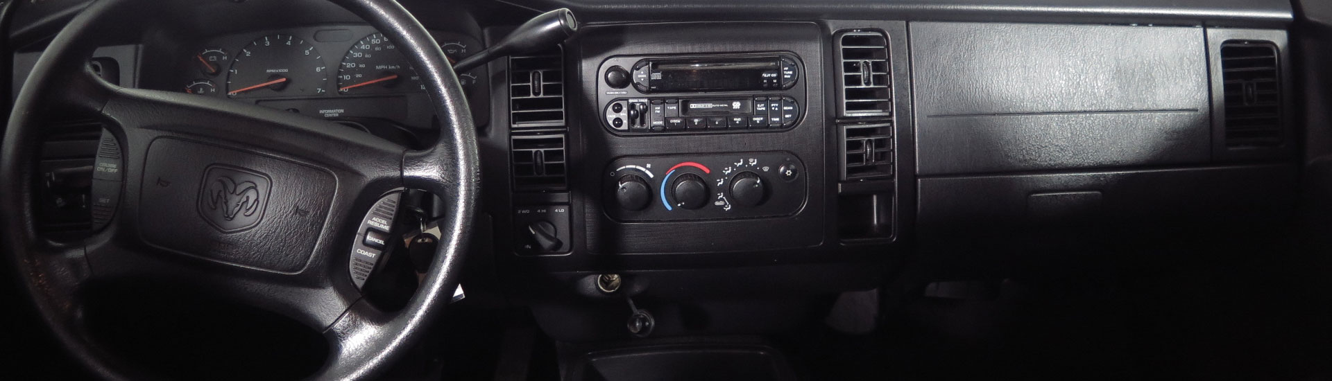 Dodge Dakota Custom Dash Kits