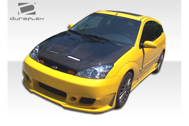 2001 Ford Focus Duraflex B-2 Body Kit