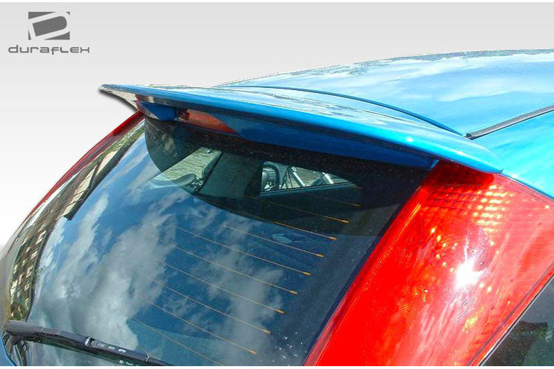 2007 Ford Focus Duraflex RS Look Spoiler