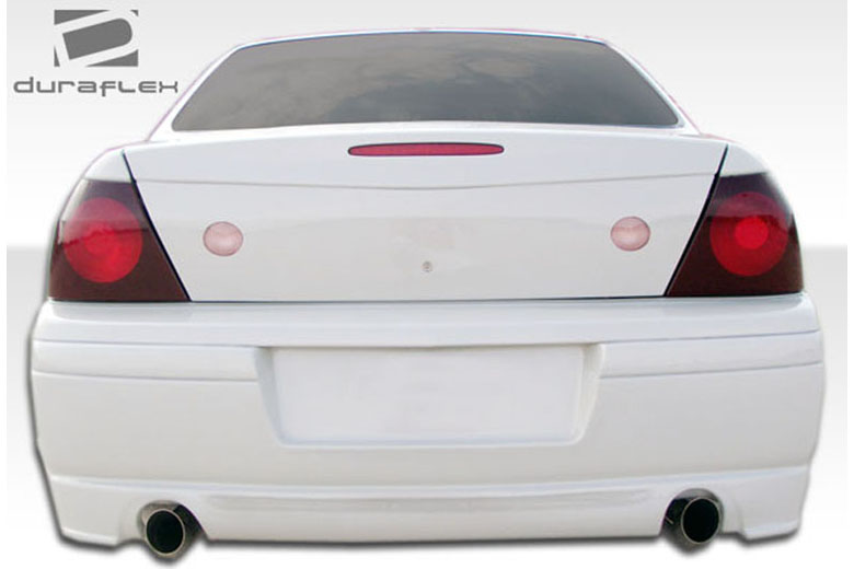 2002 Chevrolet Impala Duraflex Skyline Rear Lip (Add On)