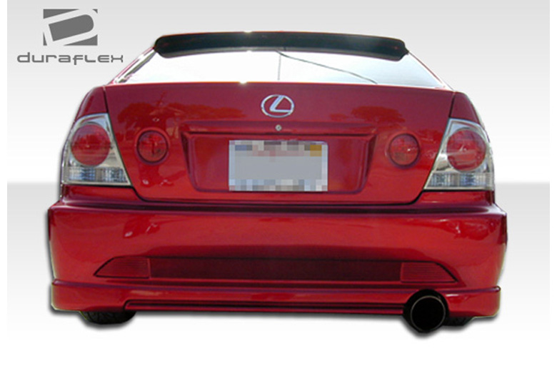 2001 Lexus IS Duraflex C-1 Bumper (Rear)