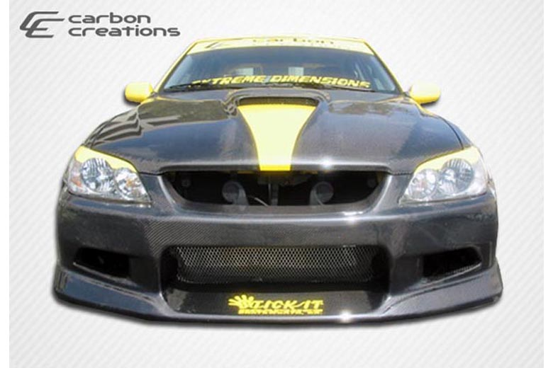 2001 Lexus IS Carbon Creations C-1 Bumper (Front)