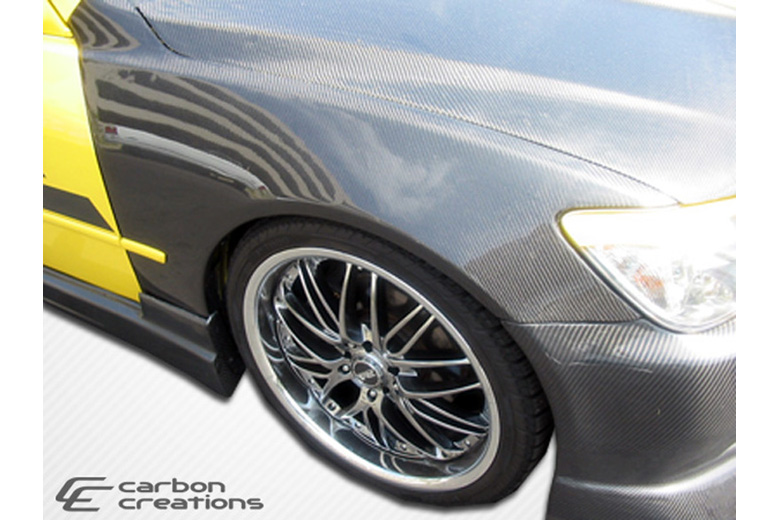 2001 Lexus IS Carbon Creations Fender