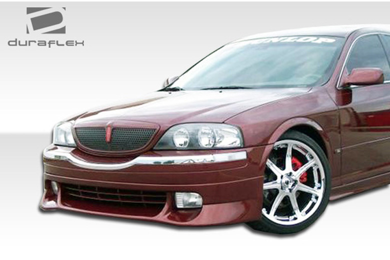 2000 Lincoln LS Duraflex Racer Front Lip (Add On)