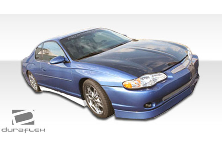 2004 Chevrolet Monte Carlo Duraflex F-1 Body Kit