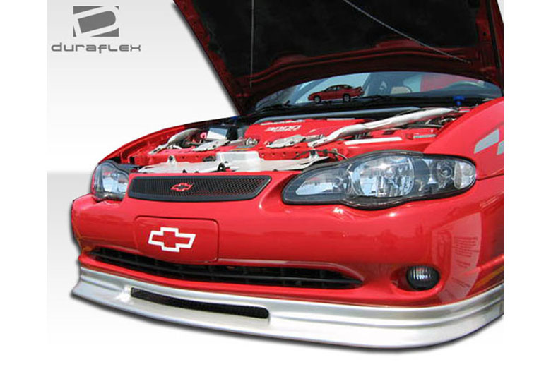 2004 Chevrolet Monte Carlo Duraflex Racer Front Lip (Add On)