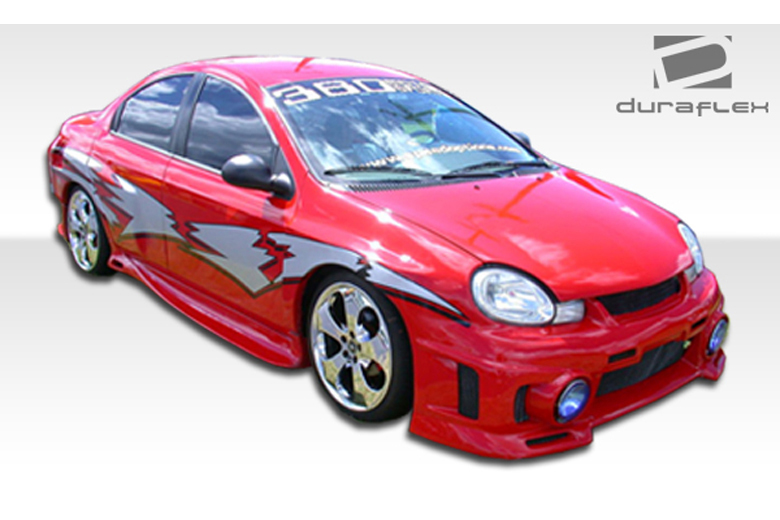 2000 Dodge Neon Duraflex Evo 3 Body Kit
