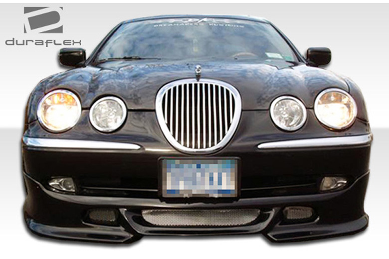 2002 Jaguar S-Type Duraflex VIP Front Lip (Add On)