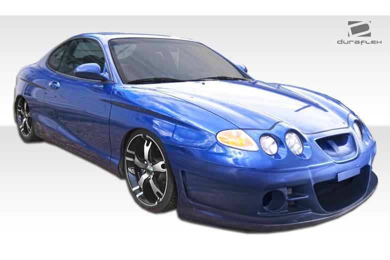 2000 Hyundai Tiburon Body Kits Ground Effects Rvinyl Com