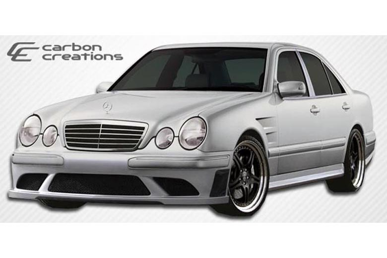 2001 Mercedes E-Class Carbon Creations Morello Body Kit