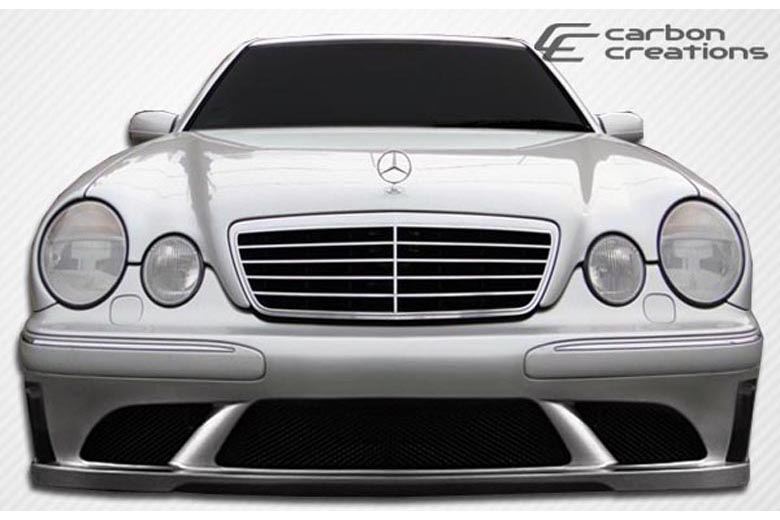 2001 Mercedes E-Class Carbon Creations Morello Edition Bumper (Front)