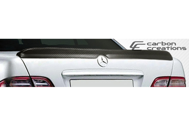 1997 Mercedes E-Class Carbon Creations Morello Edition Spoiler