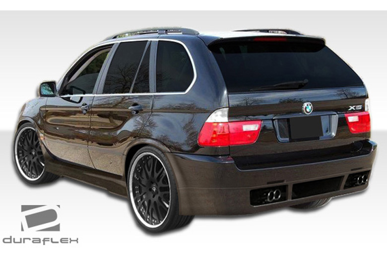 2005 BMW X5 Duraflex CSL Look Bumper (Rear)