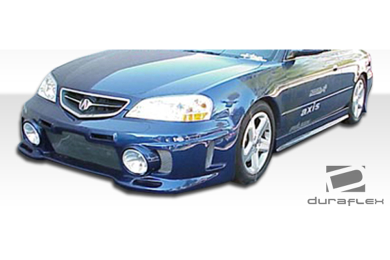 duraflex acura cl 2001 2003 evo 3 body kit. Black Bedroom Furniture Sets. Home Design Ideas
