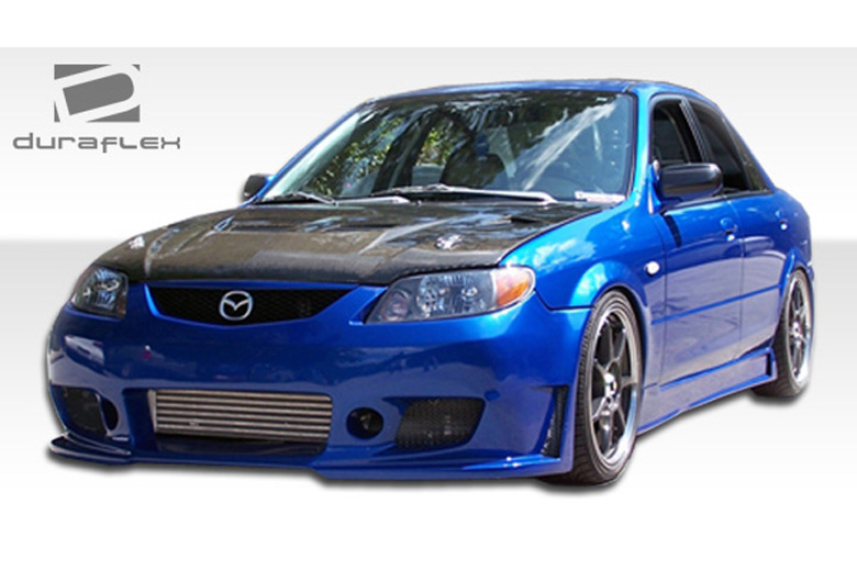 2001 Mazda Protege Duraflex B-2 Body Kit