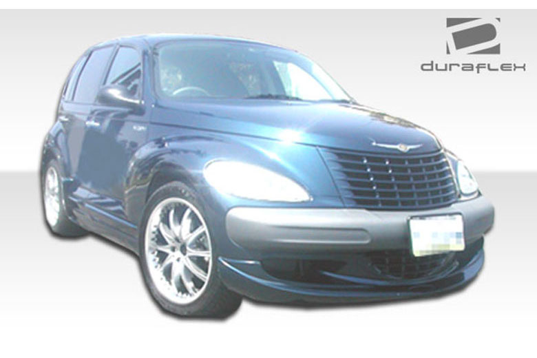2002 Chrysler PT Cruiser Extreme Dimensions Bomb Front Lip (Add On)