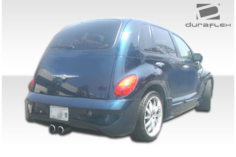 2002 Chrysler PT Cruiser Extreme Dimensions Bomb Bumper (Rear)