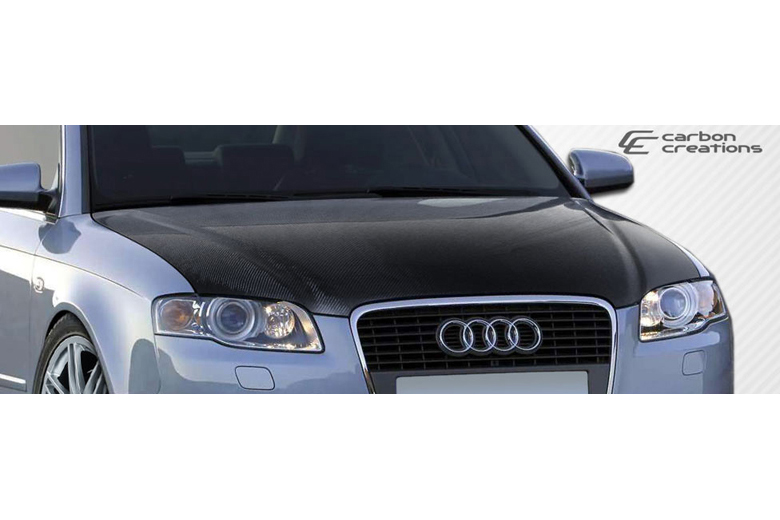 2002 Audi A4 Carbon Creations Hood