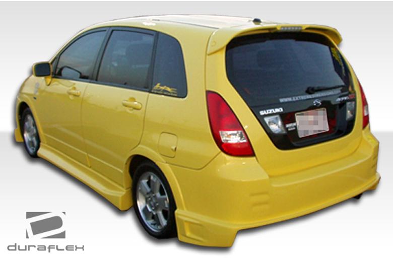 Suzuki Aerio Body Kits
