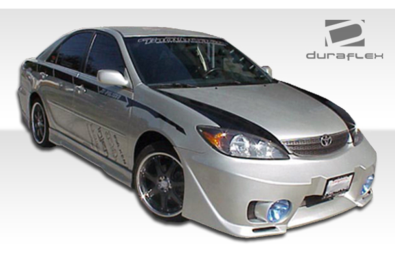 duraflex toyota camry 2002 2006 evo 5 body kit. Black Bedroom Furniture Sets. Home Design Ideas