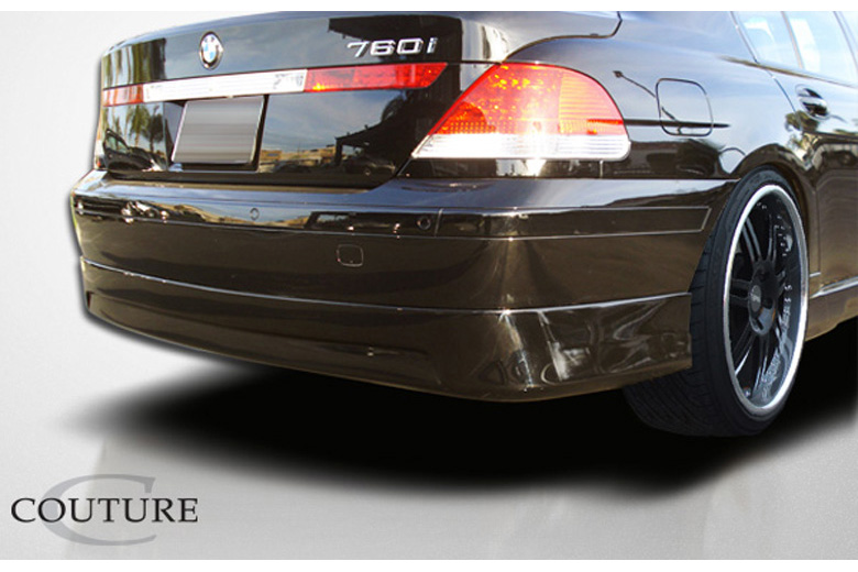 2004 BMW 7-Series Couture Executive Rear Lip (Add On)