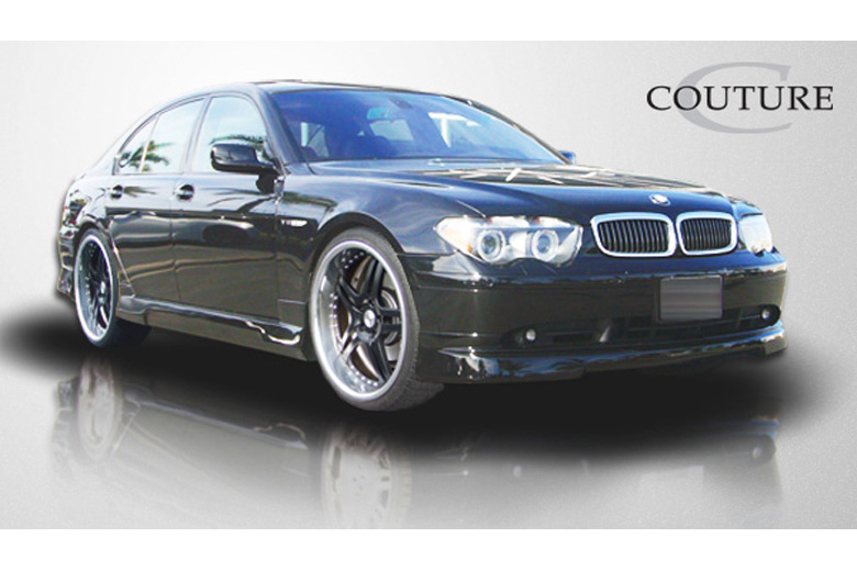 2008 BMW 7-Series Couture Executive Sideskirts