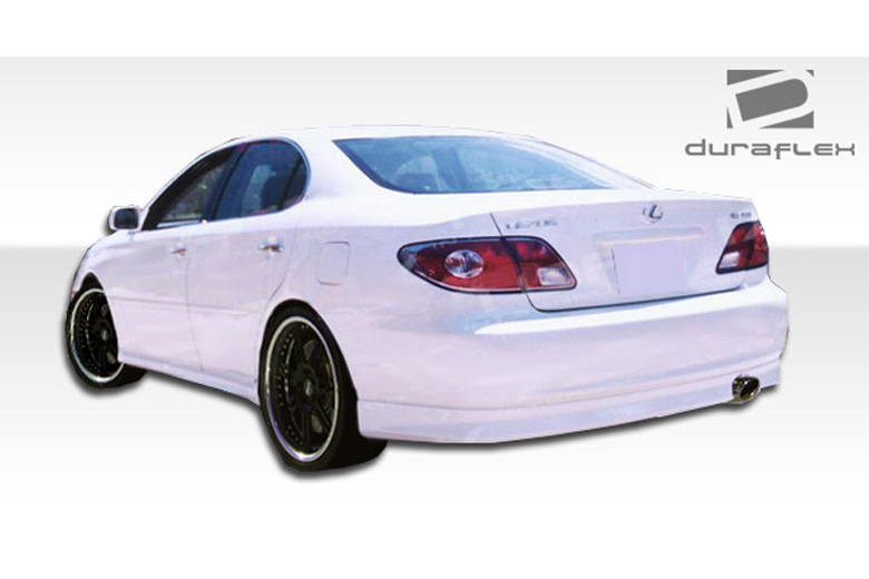 2006 Lexus ES Duraflex VIP Rear Lip (Add On)