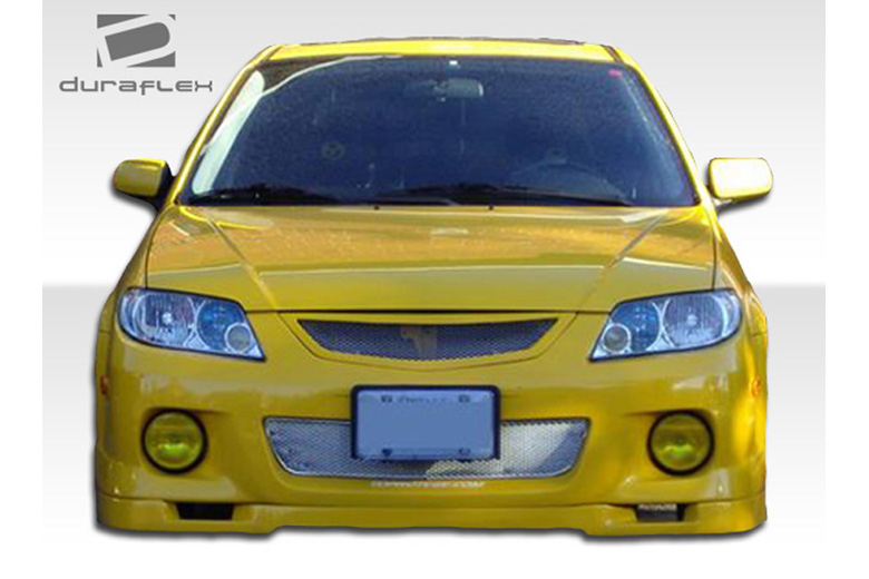2001 Mazda Protege Duraflex Speedzone Front Lip (Add On)