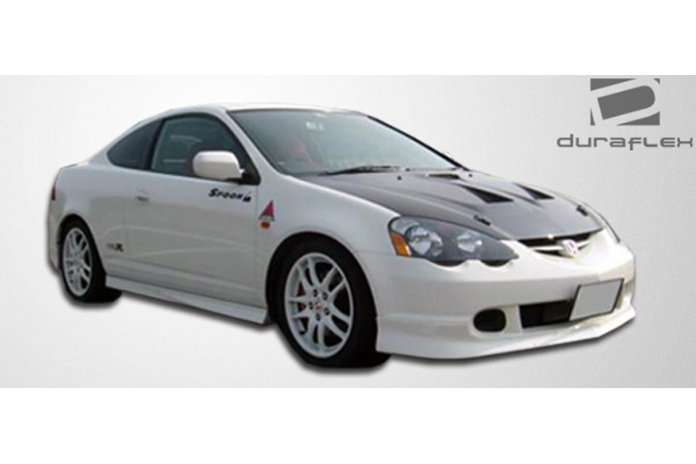 duraflex acura rsx 2002 2004 type r body kit. Black Bedroom Furniture Sets. Home Design Ideas