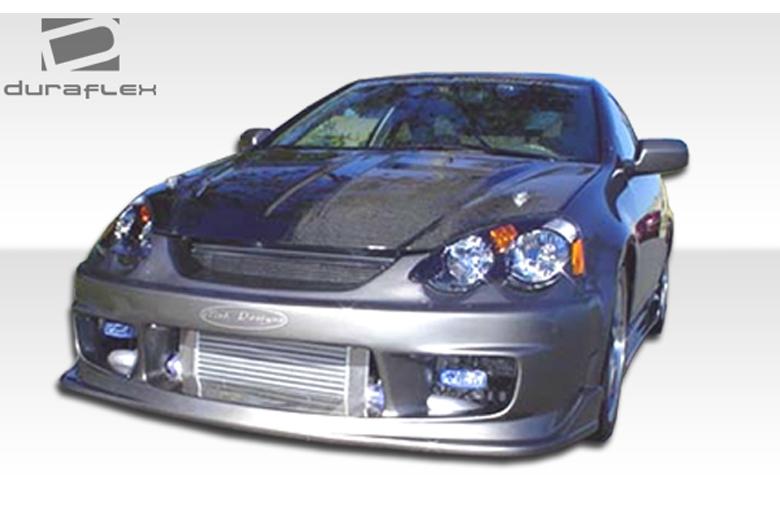 Duraflex Acura RSX ISpec Front Bumper - Acura rsx bumper