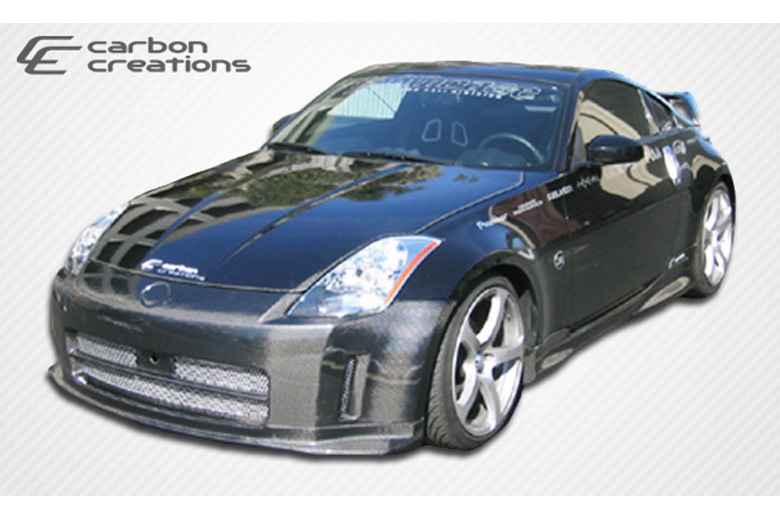 2005 Nissan 350Z Carbon Creations N-1 Body Kit