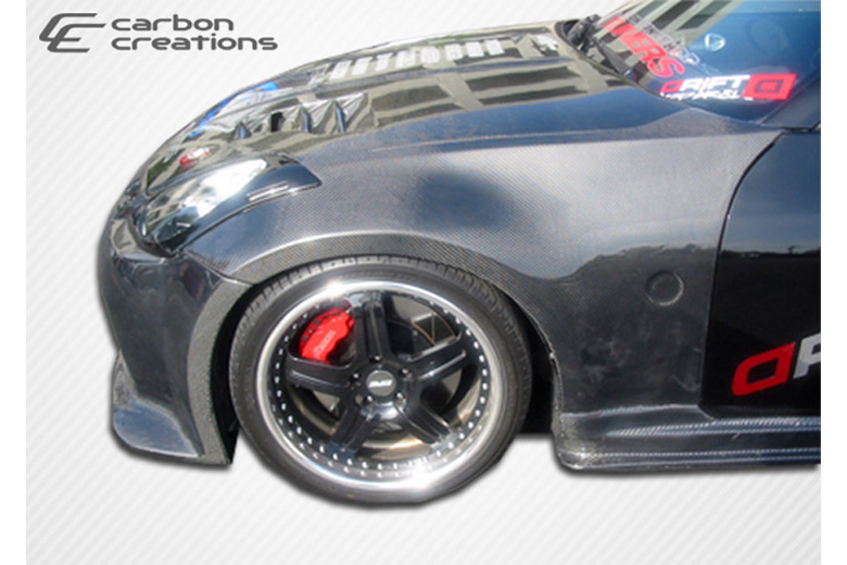 2005 Nissan 350Z Carbon Creations Fender