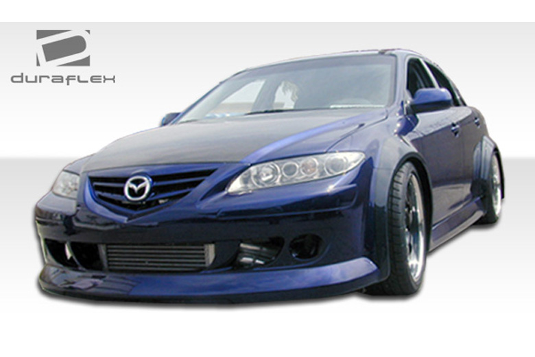 2003 Mazda Mazda 6 Duraflex K-1 Body Kit