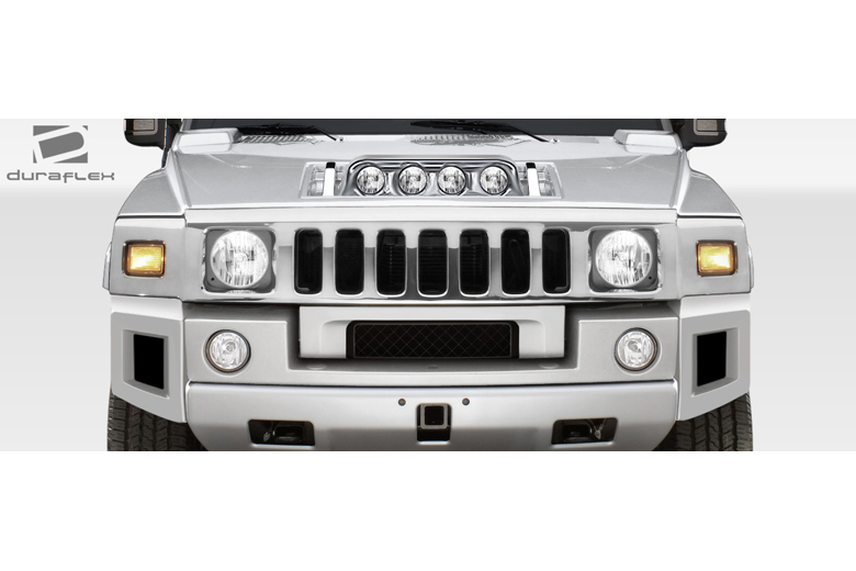 2006 Hummer H2 Duraflex BR-N Fog Light Panel