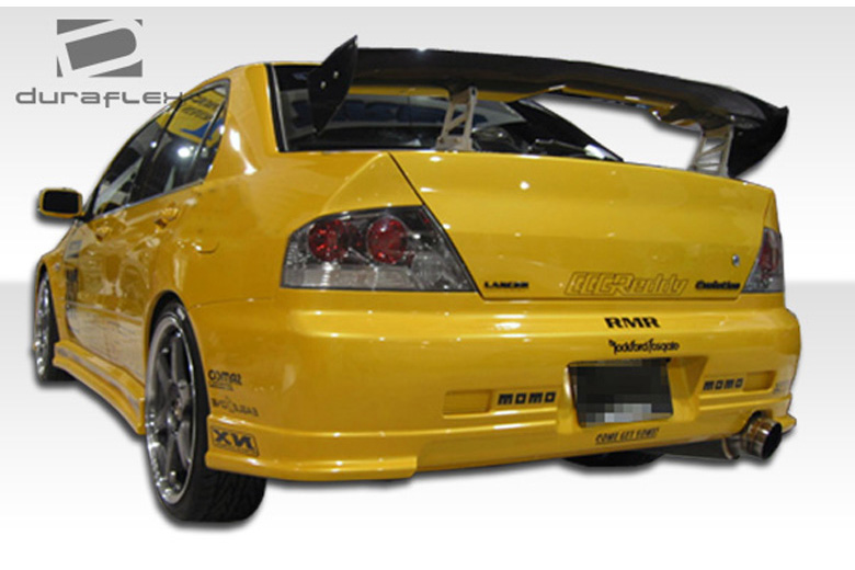2005 Mitsubishi Evolution Duraflex C-1 Bumper (Rear)