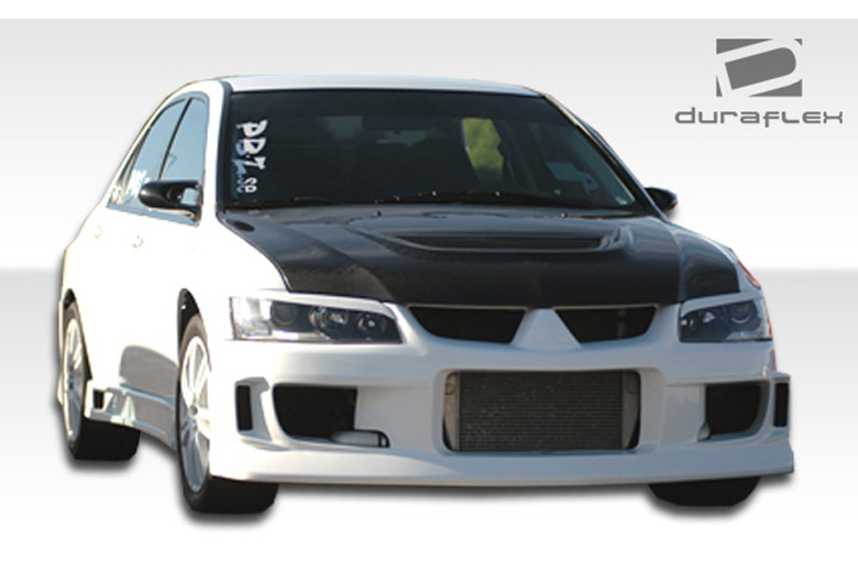 2005 Mitsubishi Evolution Duraflex C-Speed Body Kit