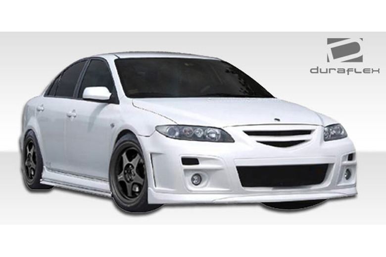 2003 Mazda Mazda 6 Duraflex Dagan Body Kit