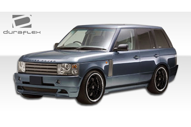 2007 Land Rover Range Rover Duraflex Platinum Body Kit