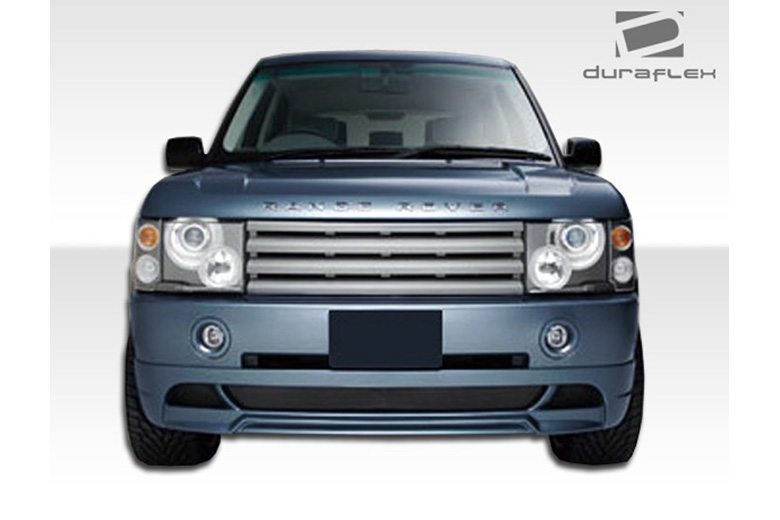 2007 Land Rover Range Rover Duraflex Platinum Front Lip (Add On)