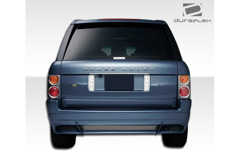 2007 Land Rover Range Rover Duraflex Platinum Rear Lip (Add On)