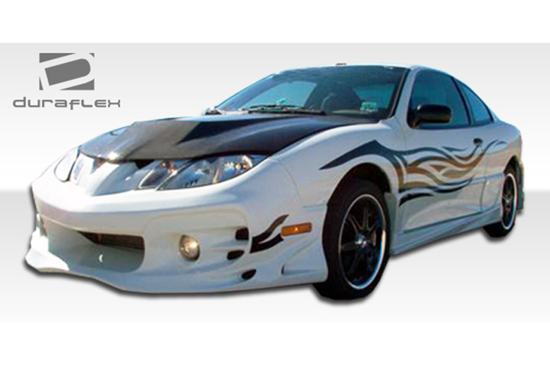 2003 Pontiac Sunfire Duraflex Bomber Body Kit