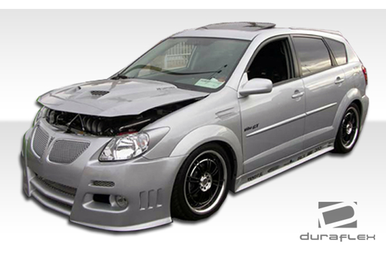 2006 Pontiac Vibe Duraflex Graphite Body Kit