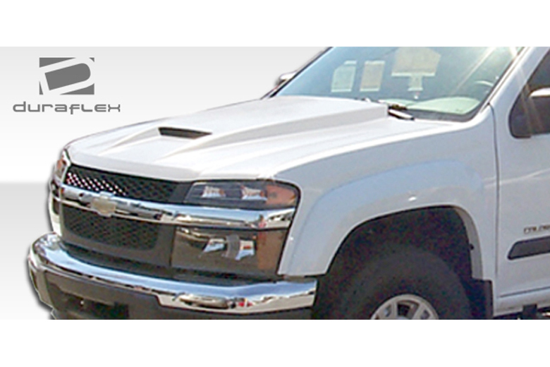 2004 GMC Canyon Duraflex Ram Air Hood