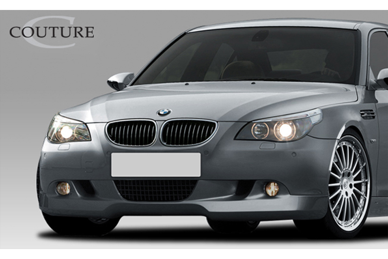 2005 BMW 5-Series Couture AC-S Front Lip (Add On)
