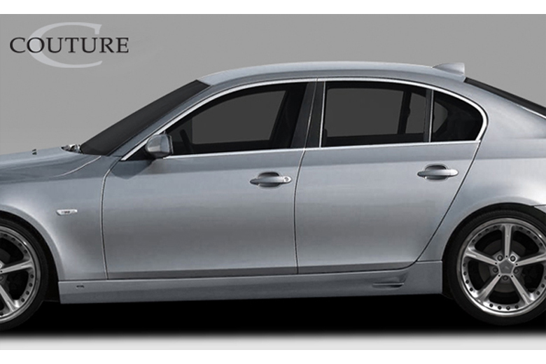 2005 BMW 5-Series Couture AC-S Sideskirts