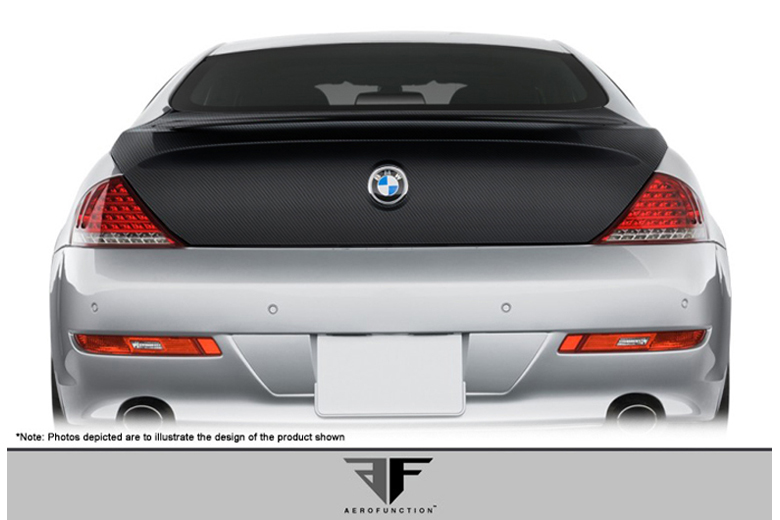 2004 BMW 6-Series Aero Function AF-1 Trunk / Hatch