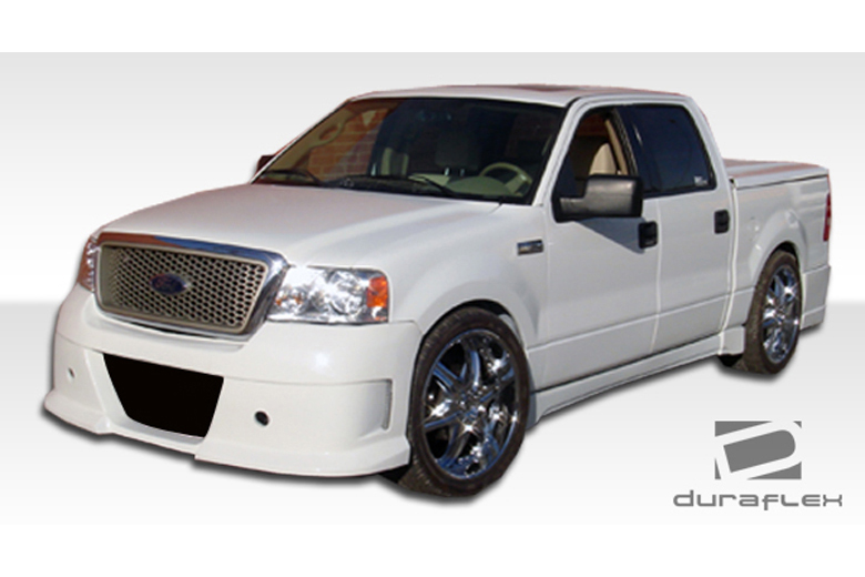 2007 Ford F-150 Duraflex Platinum Body Kit