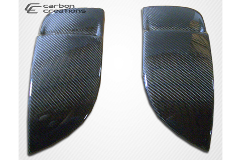 2004 Subaru Impreza Carbon Creations Fog Light Covers