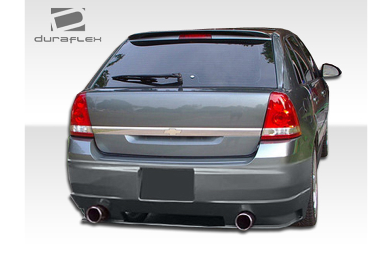 2005 Chevrolet Malibu Duraflex Racer Rear Lip (Add On)