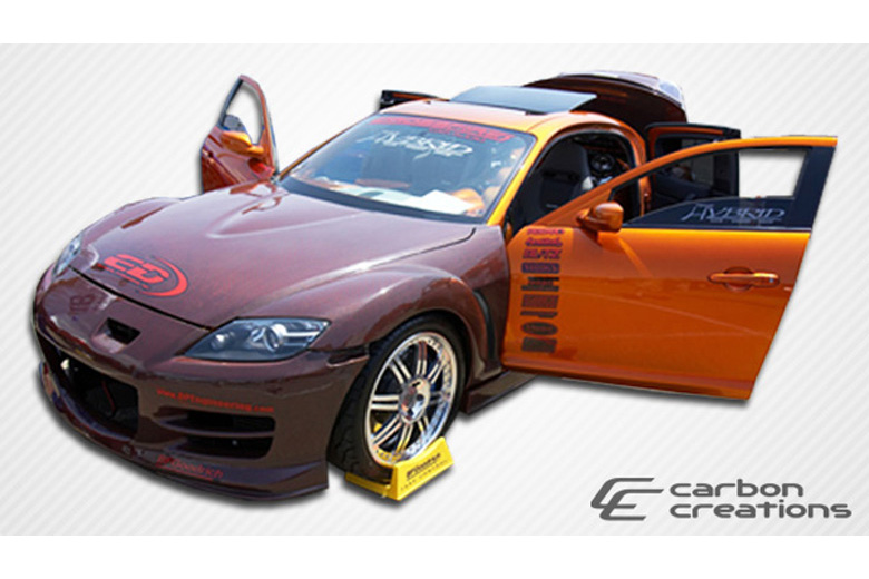 2008 Mazda RX-8 Carbon Creations GT Competition Body Kit